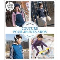 Livre : Couture pour jeunes ados - Annabel Benilan