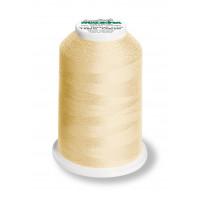 Cône de fil mousse madeira aeroflock 100% polyester 1000 m - 8821 sable