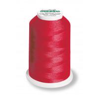 Cône de fil mousse madeira aeroflock 100% polyester 1000 m - 9470 rubis