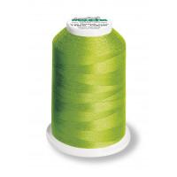 Cône de fil mousse madeira aeroflock 100% polyester 1000 m - 9950 vert néon