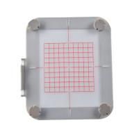 Cadre à broder magnétique pour Brother 100 x 100 mm f440E - f480 - nv700 - nv750 - nv1200 - nv1250 EN STOCK !