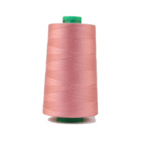 Cône de fil à coudre ackermann 5000 m couleur nr. 0812 rose foncé made in europe