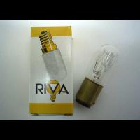 Ampoule RIVA 235 Volts 15 watts B15D R18 x 52