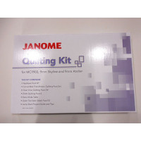 Kit Quilting Janome S5 - S7