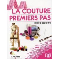 Livre - La couture, premiers pas - Eyrolles