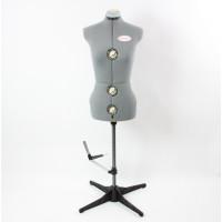 ACKERMANN Mannequin gris taille S réglable 34-40 EN STOCK !