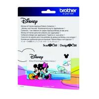 Collection de motifs 3 Mickey & ses amis [CADSNP03]