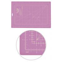 Planche de découpe patchwork SEW MATE MAUVE 45 X 30 CM