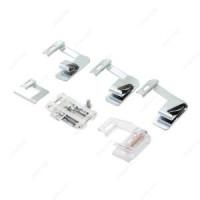 Set de poseurs de biais pour machine à coudre 7mm | elna et Janome