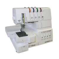 SEWMAQ SW 4330 AVEC BRAS LIBRE ET ECLAIRAGE LED Uniquement Coverlock - Recouvreuse EN STOCK