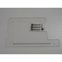 Table d'extension en plexiglas 44x27cm pour SILVER 9000 et 9500