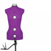 TEXI Mannequin taille S réglable 36-42 | EN STOCK !