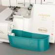 Bac à déchets Baby lock Enlighten & Evolution - Turquoise