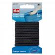 Élastique standard, 5mm, noir, 3m - Prym