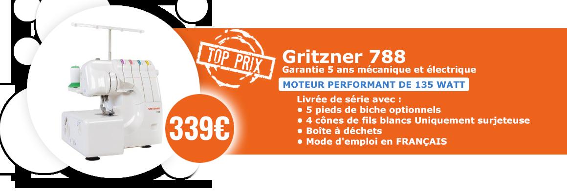 Gritzner 788