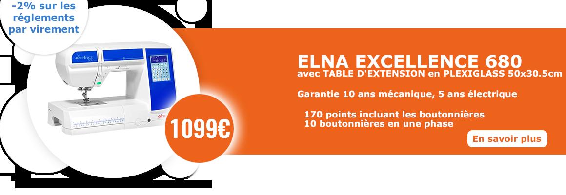 elna 680