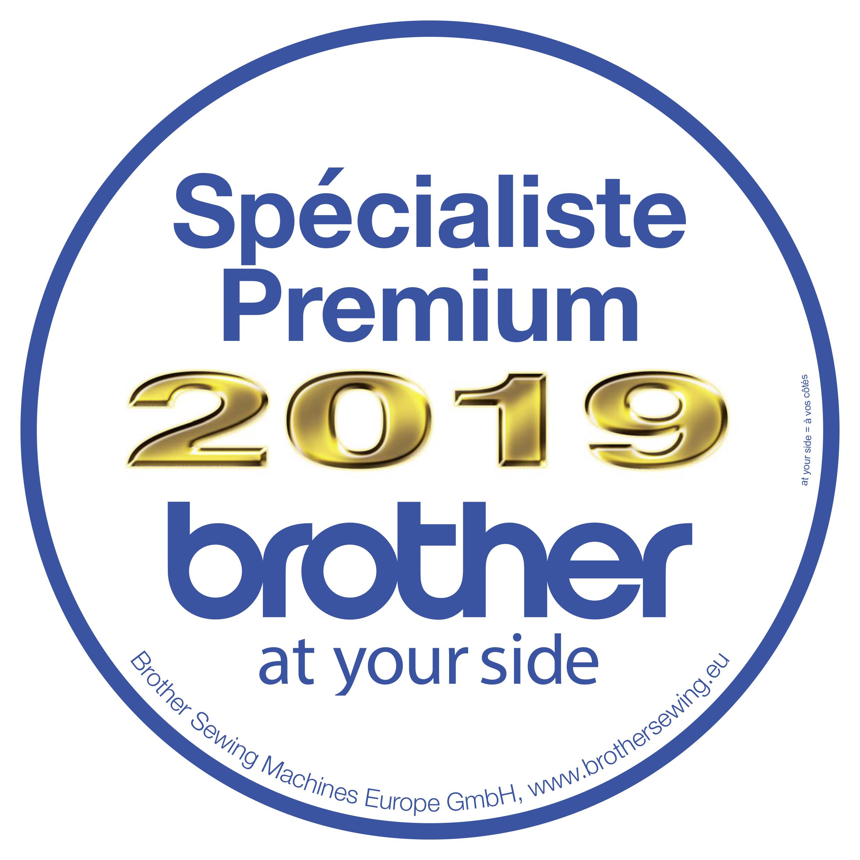 Spécialiste Premium Brother La maison de la machine à coudre