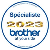 Brother : revendeur spécialisé