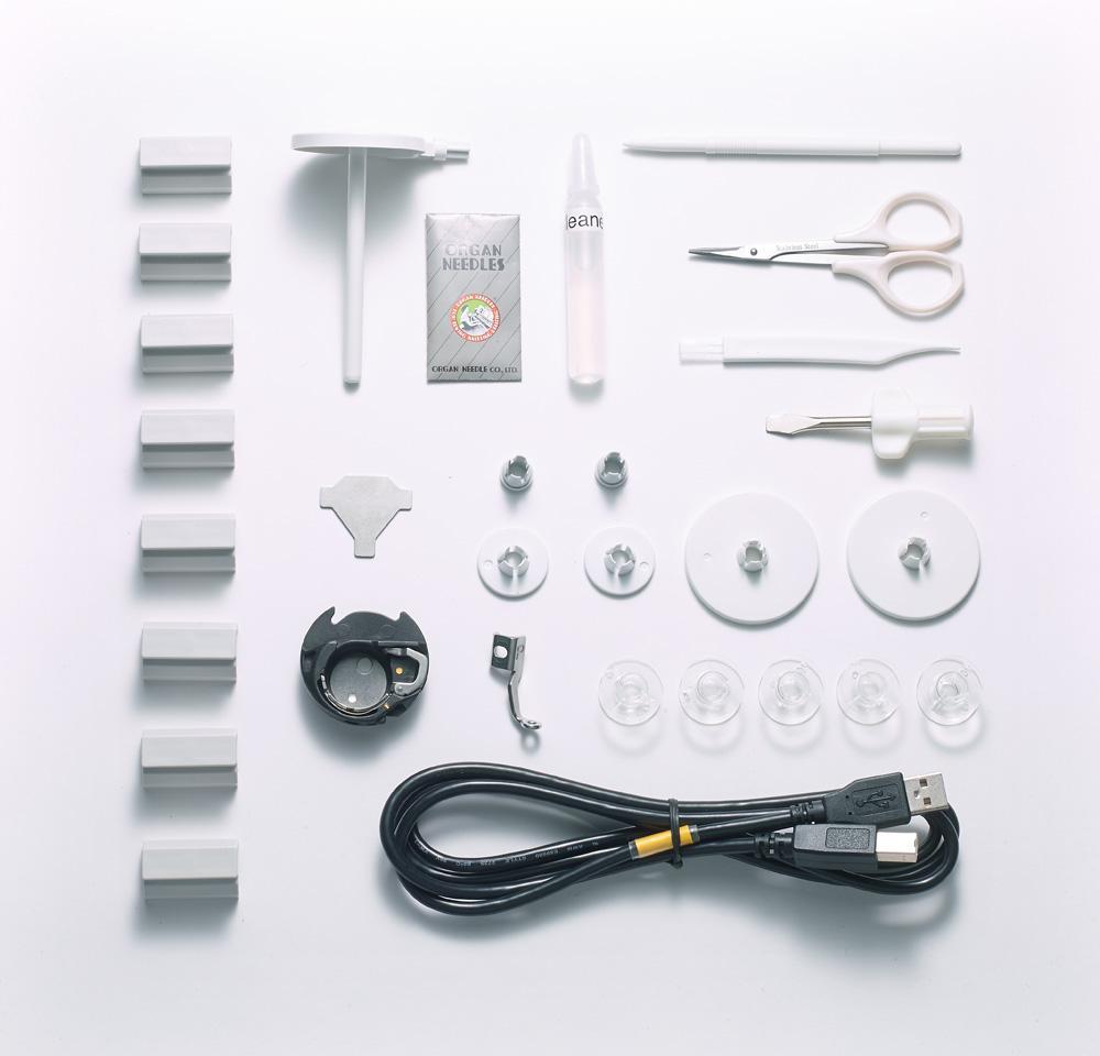 Elna eXpressive 830 accessoires