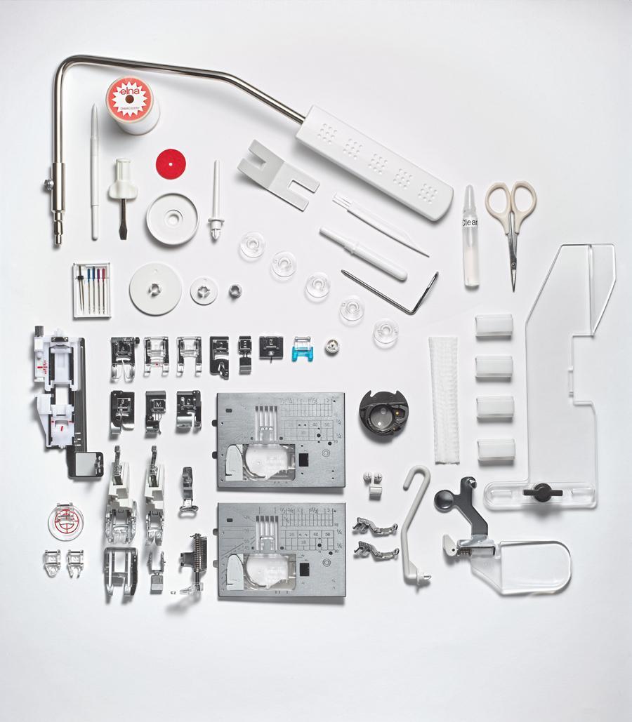Elna eXpressive 920 accessoires