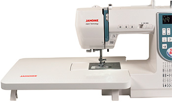 Coupe file Janome 150 jubille