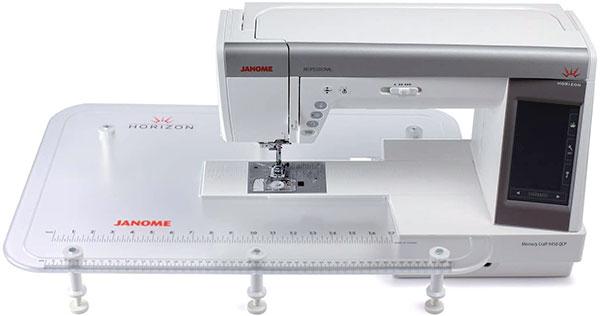 Table d'extension pour la machine à coudre Janome 6450 qcp