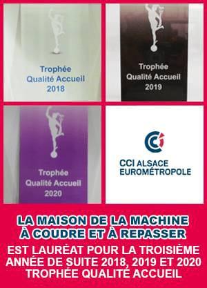 Trophée Qualité Accueil